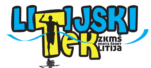 Litijski tek – logo