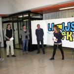 Otvoritev razstave Litijski tek 2013